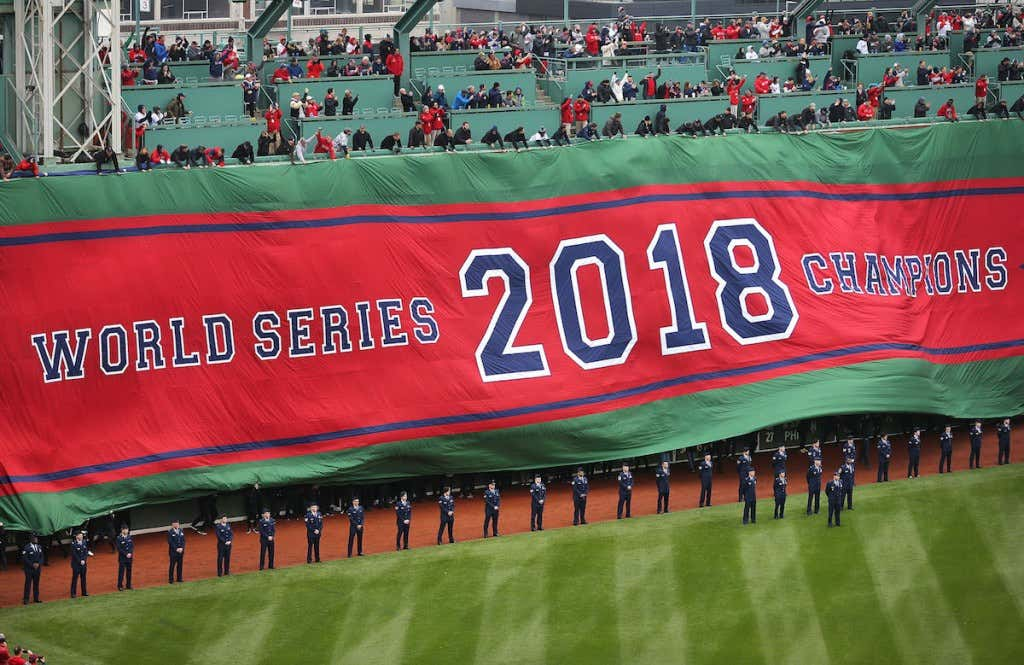 f4f734894 The 2018 Boston Red Sox World Series Rings Are Sex - Barstool Sports