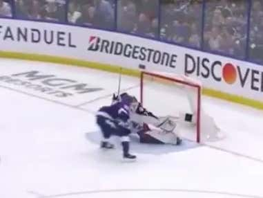 How About This SMOOOOOTH Shorthanded Playoff Goal From My Close Personal Friend, Tampa Bay's  Alex Killorn?