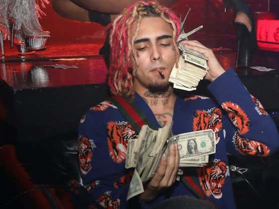 If We Could All Be More Like Lil Pump, Maybe The World Would Be A Better Place