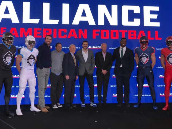 The AAF Is Now Blocking Their Former Players From Signing In The CFL