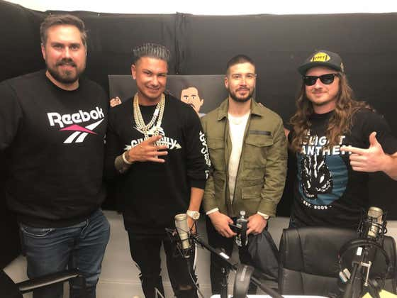 PMT: Jersey Shore's Vinny and DJ Pauly D, NBA/NHL Playoffs and The Masters