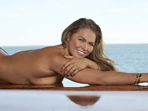 """Ronda Rousey Is Off To Have Some Sex On An """"Impregnation Vacation"""""""