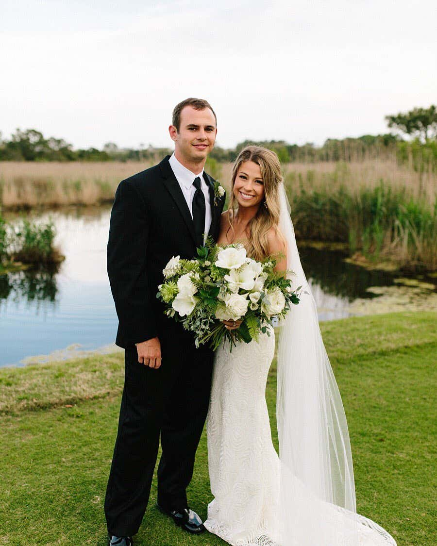 High School Sweetheart Wedding: Hunter Renfrow Married His High School Sweetheart This