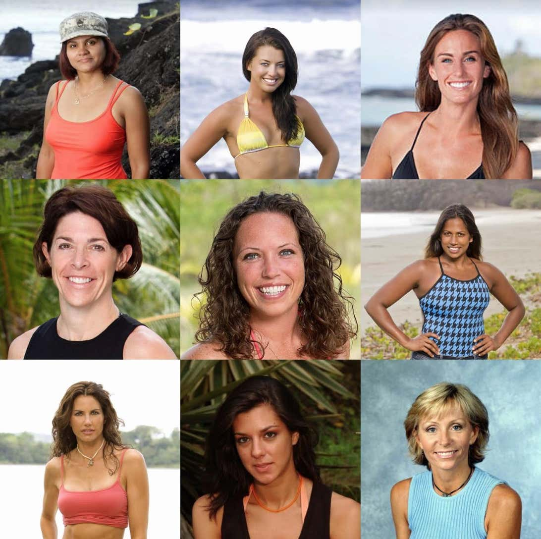 Survivor Season 40 Rumored To Be All-Winners - The Dream Winner Cast