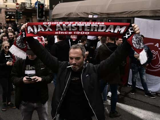 54 Dutch Ajax Fans Expelled From Italy For Bringing Weapons And Smoke Bombs To Game With Juventus Today