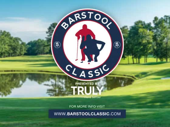 Introducing The Barstool Classic presented by TRULY Hard Seltzer, an Amateur Golf Tour by Barstool Sports
