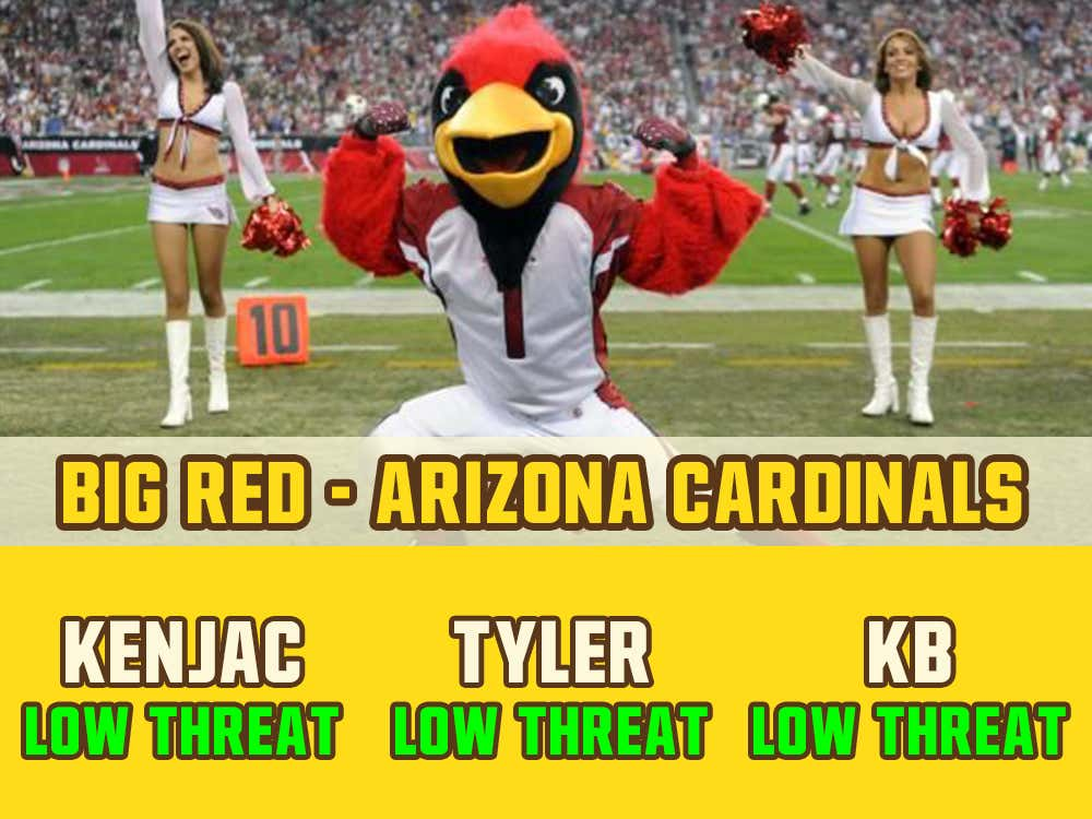 Which NFL Mascot Is Most Likely To Have Sex With Your Wife