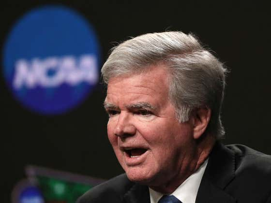 In Things Absolutely Nobody Asked For - The NCAA UNANIMOUSLY Voted To Extend Mark Emmert's Contract Through 2025
