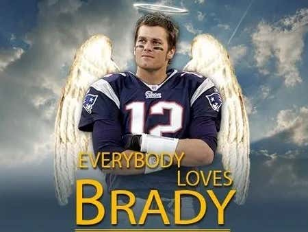 A Supercut of Tom Brady's Greatest Comebacks Takes You Into Easter Weekend