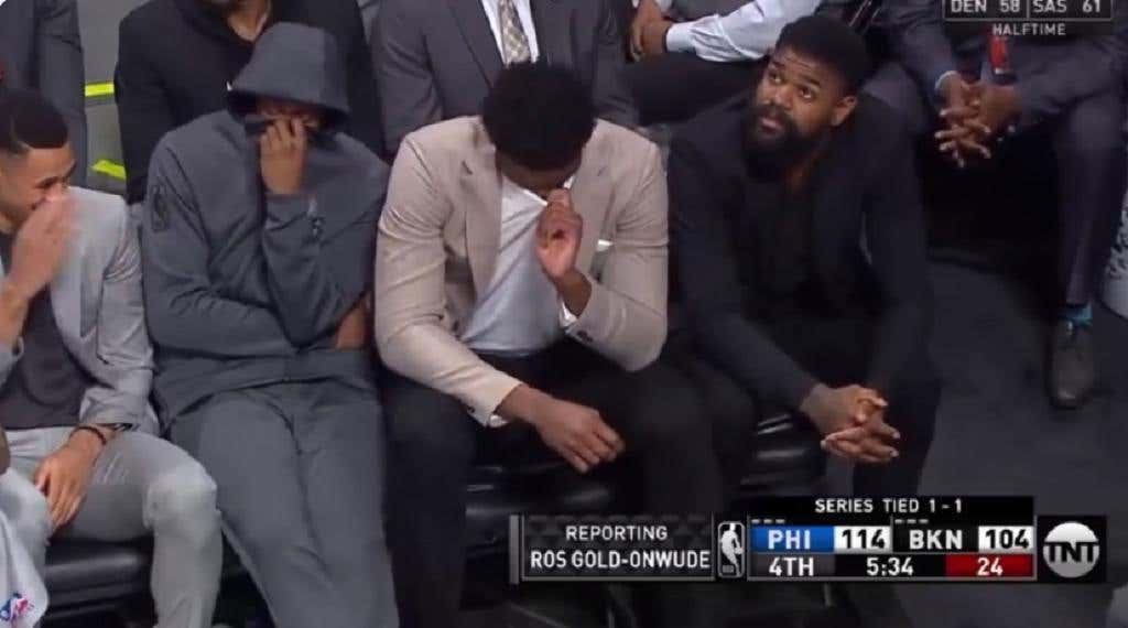 sixers-bench-fart