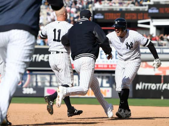 The Yankees Come Back From the Dead on Easter Sunday to Beat the Royals