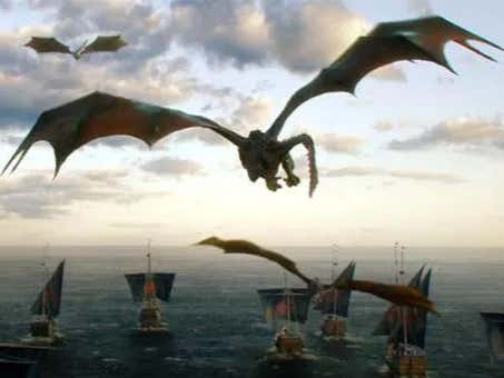 Hot Take From My Dumb Brain: Dragons Might Have Existed In Real Life