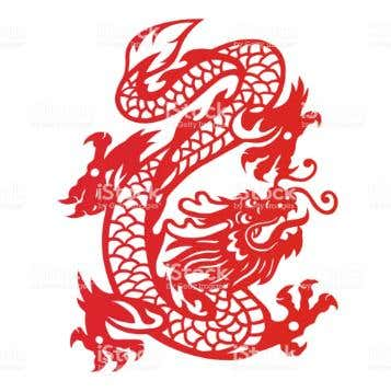 dragon chinese