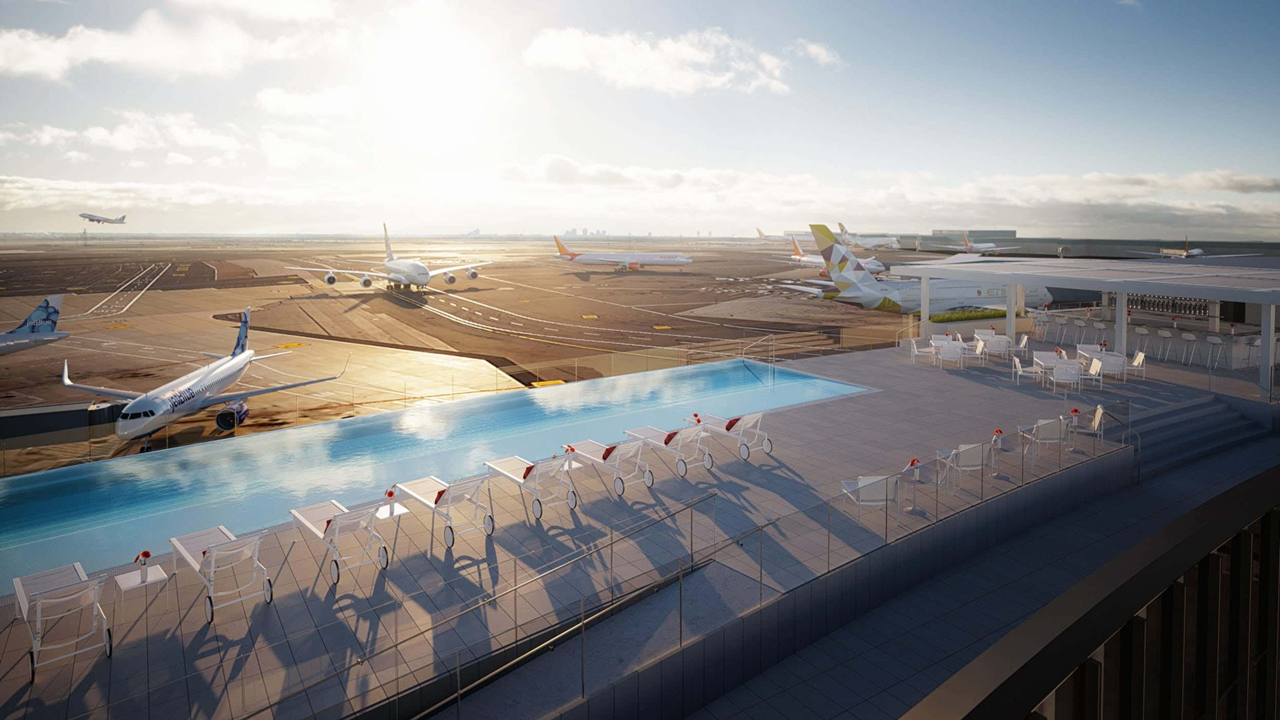 JFK Airport Pool