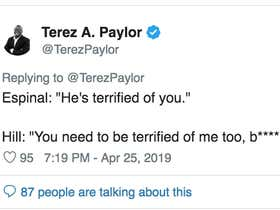 ee501dd9115 ... Audio Of Tyreek Hill Talking To His Fiancée About His Son's Broken Arm  Leaks -
