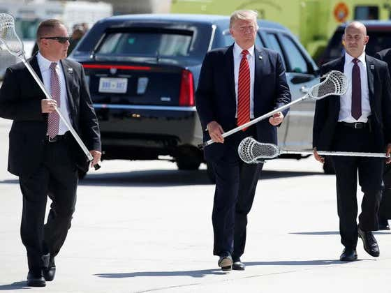 The Biggest Lacrosse Game Of The Year Is Going Down Between The Secret Service And FBI