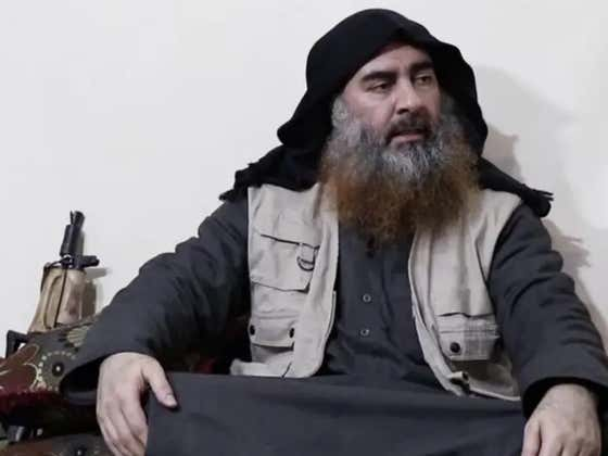 There Is A $25 MILLION Reward For The Head Of ISIS Leader Abu Bakr al-Baghdadi
