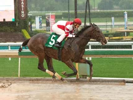 The Kentucky Derby favorite is out, so adjust your pick
