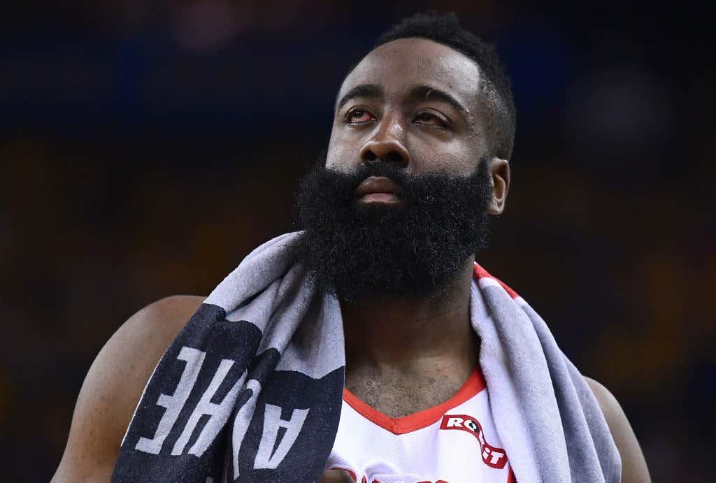 Houston Rockets v Golden State Warriors - Game Two