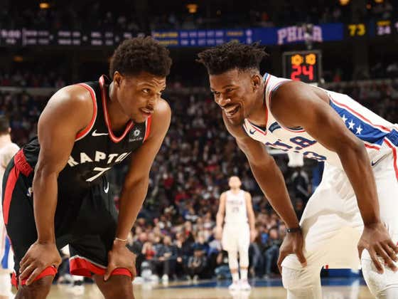Walk The Line: Why am I supposed to believe in the Raptors all of a sudden?