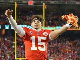 7ea5a45a846 ... Somebody Is Selling A Slice Of Pizza That Was Partially Eaten By Patrick  Mahomes And For