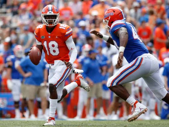 Florida QB Accused Of 2 Sexual Assaults 30 Minutes Apart, Immediately Enters Transfer Portal