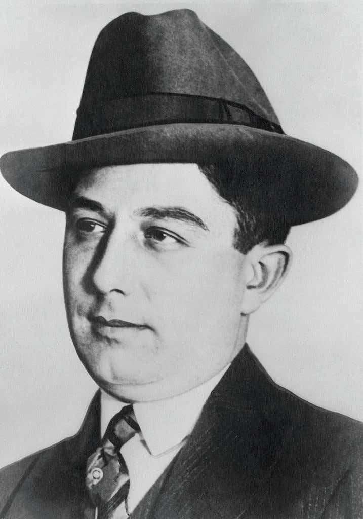 Portrait of Tony Accardo