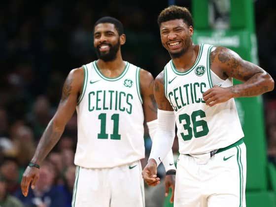 Walk The Line: The Celtics might make me look like an asshole