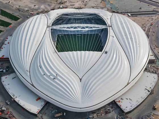 Does One Of Qatar's 2022 World Cup Stadiums Look Like A Vagina?