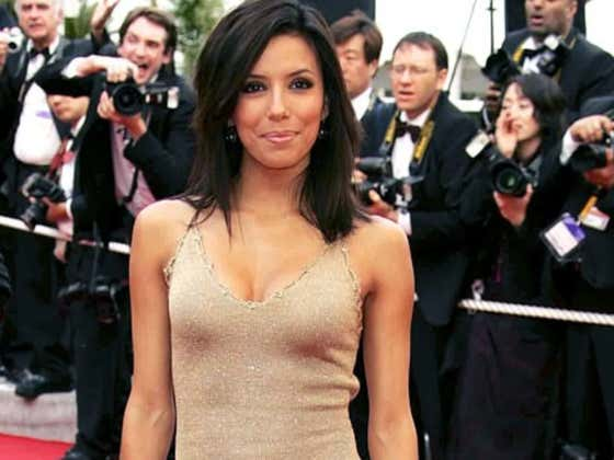 Eva Longoria Says She's Gone Through Six Months Of 'Torture' To Get Her Body Ready For The Cannes Film Festival - I'm Confused
