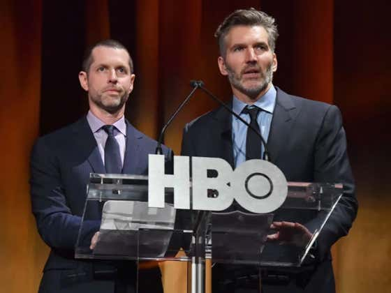 Uh Oh, Game Of Thrones Creators Benioff And Weiss Said They Are Going To Get Very Drunk And Avoid The Internet After The Thrones Finale Airs
