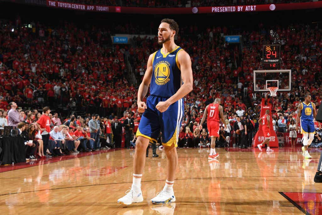 3b992d2817c Western Conference Semifinals - Golden State Warriors v Houston Rockets