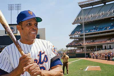 Image result for willie mays mets images