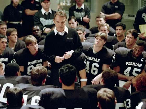 Walk The Line: I'm on the Sharks, and here's the list of the best football movies ever