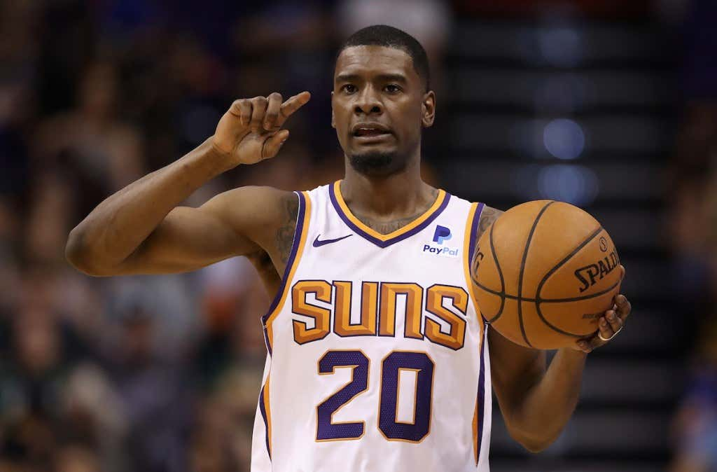 huge discount afe09 685b6 Josh Jackson Of The Phoenix Suns Racks Up Felony Escape ...