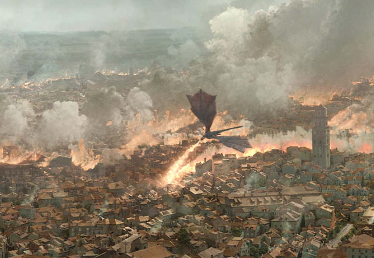 That Was One Of The Best Game Of Thrones Episodes Ever  If