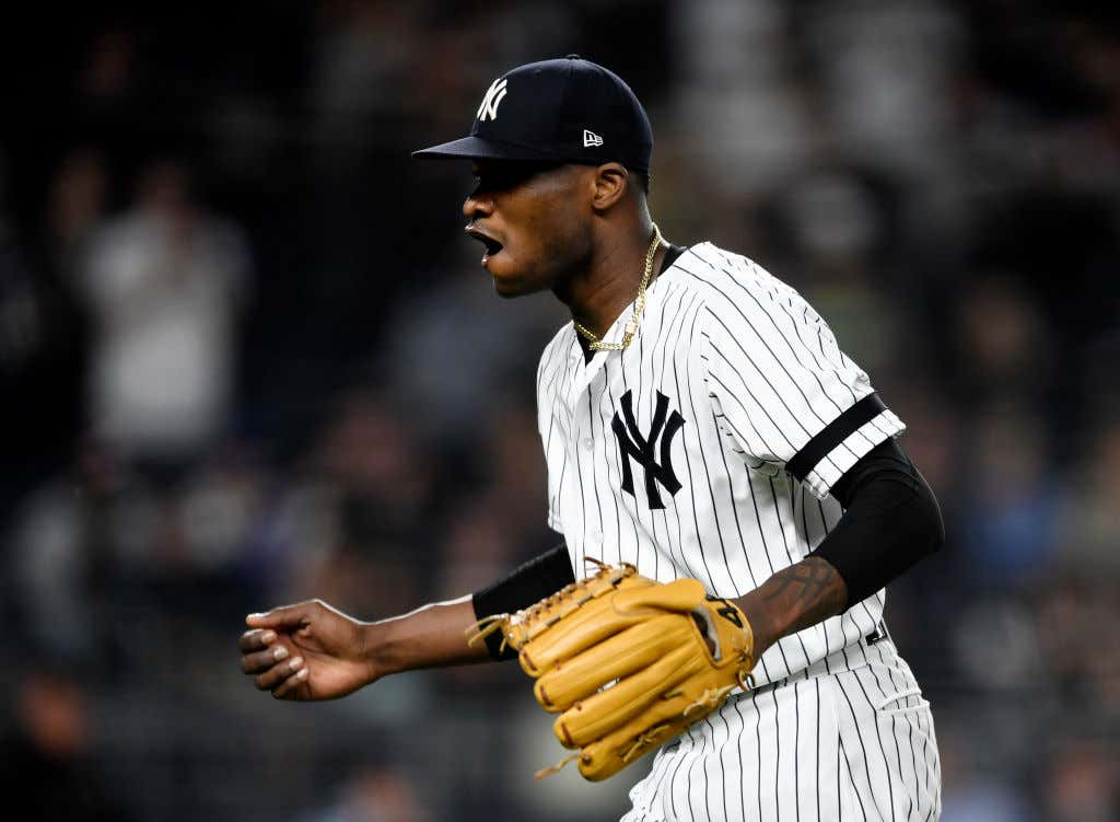 Swell Domingo German Has Been A Godsend For The New York Yankees Caraccident5 Cool Chair Designs And Ideas Caraccident5Info