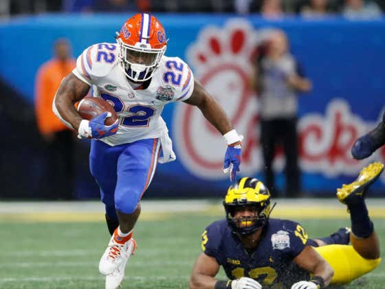 Florida Is So Back: Running Back Arrested For Assault On A Tow Truck Driver