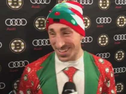 Brad Marchand Has No Limits On His Mouth, Called Patrick Sharp's Kids Ugly In 2013