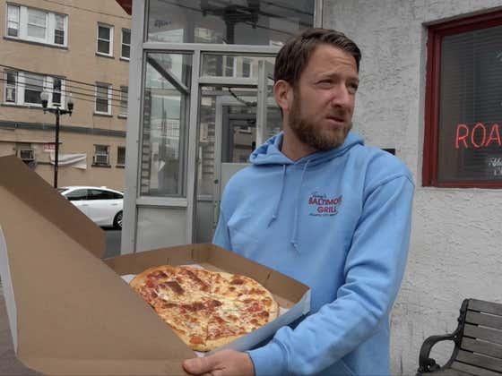 Barstool Pizza Review - Tony's Baltimore Grill (Atlantic City)