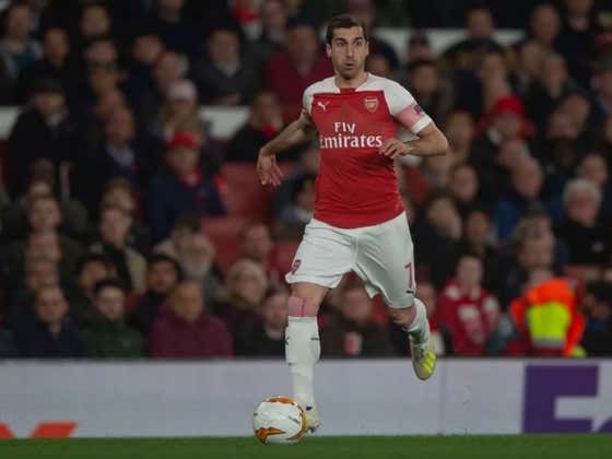 Aresenal's Henrikh Mkhitaryan Will Not Travel To Europa League Final Because He May Be Killed In Azerbaijan