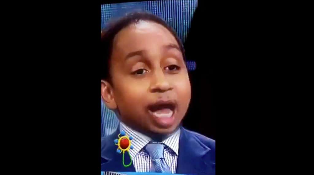 Baby Stephen A Smith Is One Of The Internets Greatest -8188