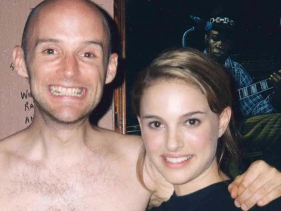 My Queen Natalie Portman Dunks On Moby's (Old Techno Guy) Face For Saying They Dated When She Was A Teenager
