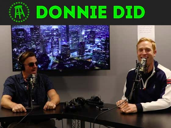 Donnie Did: Recapping FRONNIE DID Shenanigans