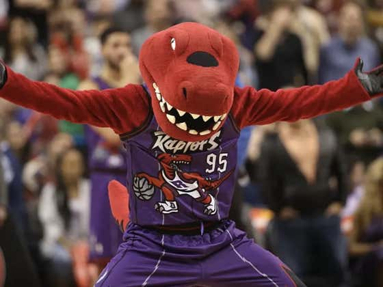 """Here Were All Of The Potential Names For The Toronto Raptors And It's A Crime Against Humanity That They're Not The """"Toronto Saurus Rex"""""""