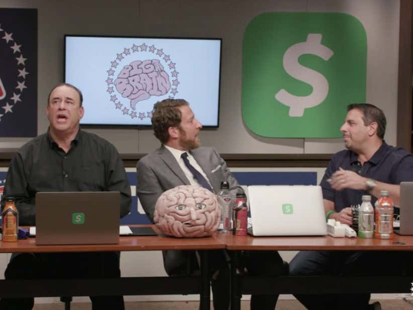 Episode 1 Of The Big Brain Is Here Barstool Sports