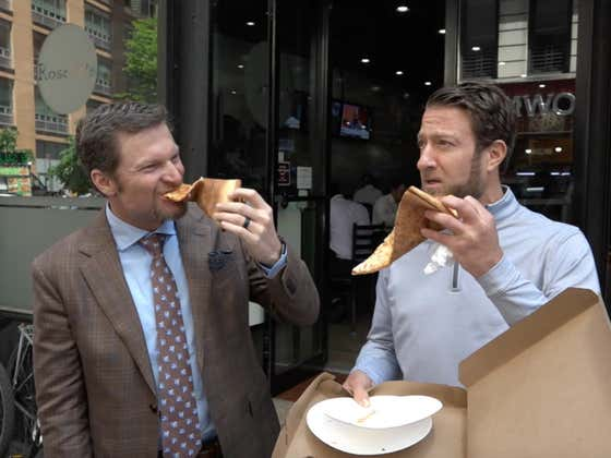 Barstool Pizza Review - Rosella's Pizza With Special Guest Dale Earnhardt Jr.