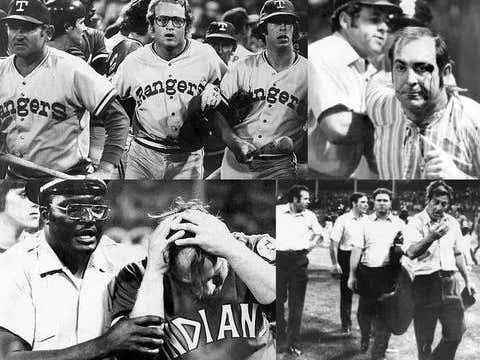 On This Date in Sports June 4, 1974: Ten Cent Beer Night