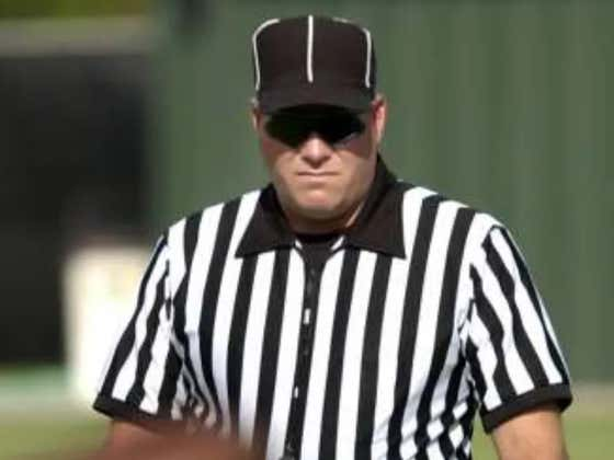"White Texas HS Ref Using N-Word Says He Is NOT Racist Because ""I Watch BET All The Time"""