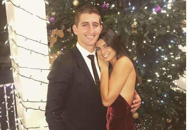 Josh_Rosen_girlfriend_Zana_Muno